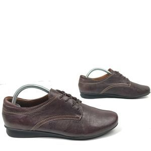 ♣️Taos Ideal Leather Oxford Womens Shoe EUR 41